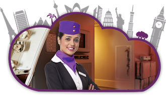 ADMISSION PROCEDURE FOR CABIN CREW / AIR HOSTESS STUDENTS